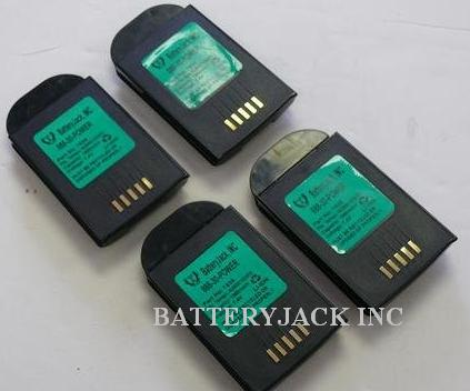 4 Batteries 7.4v1950mAh-HU3000/1030070 for Psion Teklogix 7535 Barcode Scanners