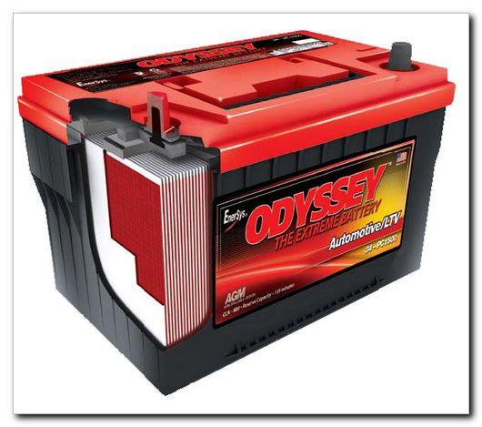 Odyssey PC1200LT Automotive Light Truck Battery