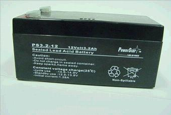 Powersonic PS-1230 Replacement battery kit