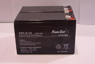 Powerstar RBC32 Replacement battery at Sears.com