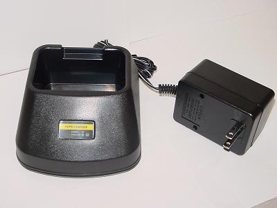 """Motorola PMLN5398, PMLN5228 Single Station Charger for CP185 Battery"""