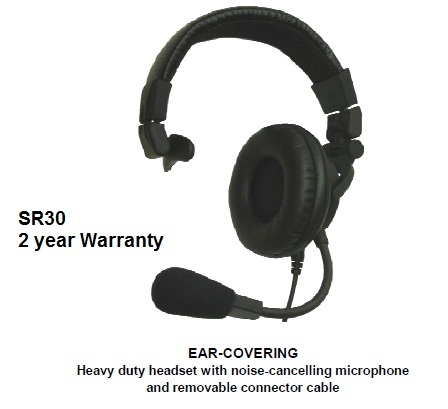 For Vocollect SR30-T Speech Recognition Headset by Tank Brand