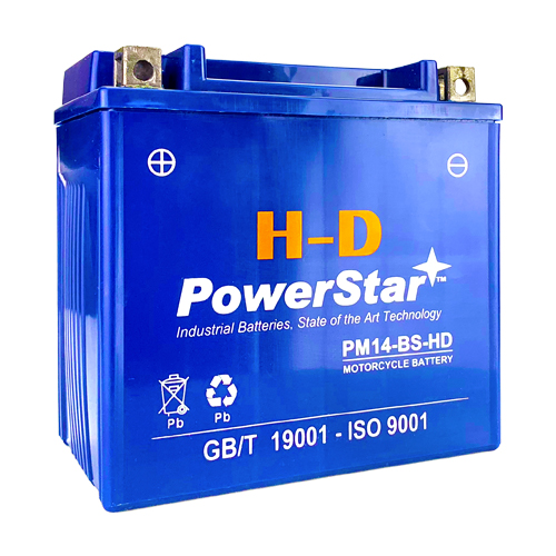 PowerStar PM14-BS-HD Replaces YTX14-BS