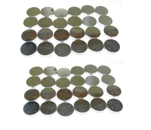 New 50Pcs CR2450 CR 2450 DL2450 3V Lithium Cell Coin Battery
