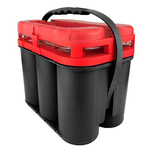 OPTIMA Red Top Battery, Group Size: 34/78, 8004-003 3