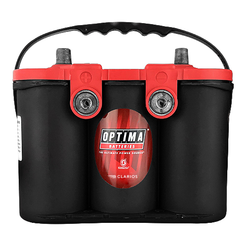 OPTIMA Red Top Battery, Group Size: 34/78, 8004-003 2