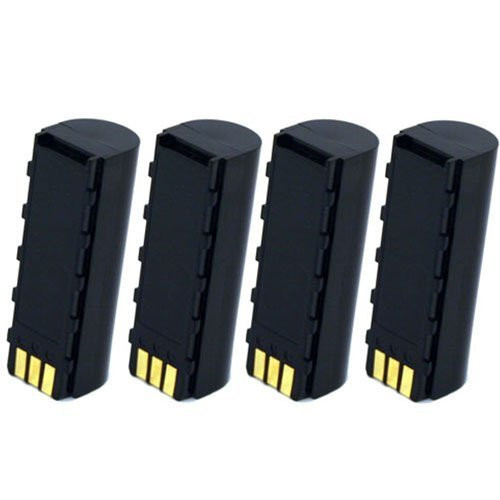 4 Batteries for Symbol Scanner DS3478 LS3478 LS3578