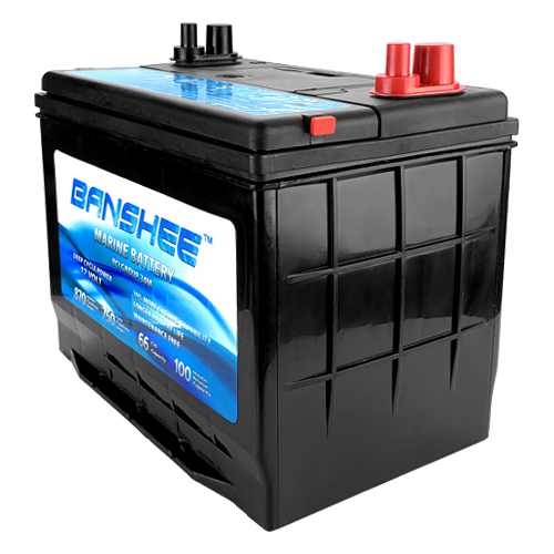 Deep Cycle Battery Group Size 34 Replaces Optima SC34DM 8016-103 D34M Bluetop