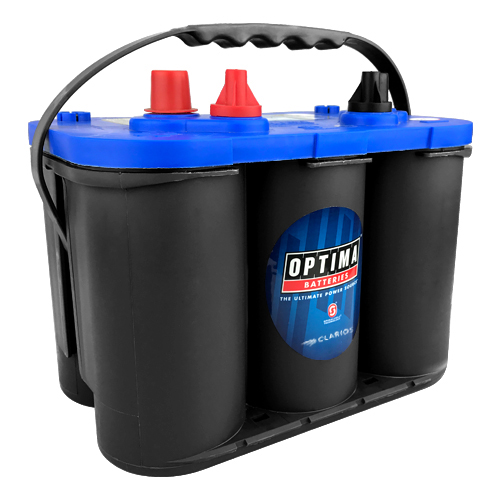 Optima Batteries BlueTop Marine 4-Post Battery Model 34M 9006-006