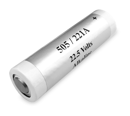 Eveready 505 battery Replacement aftermarket battery