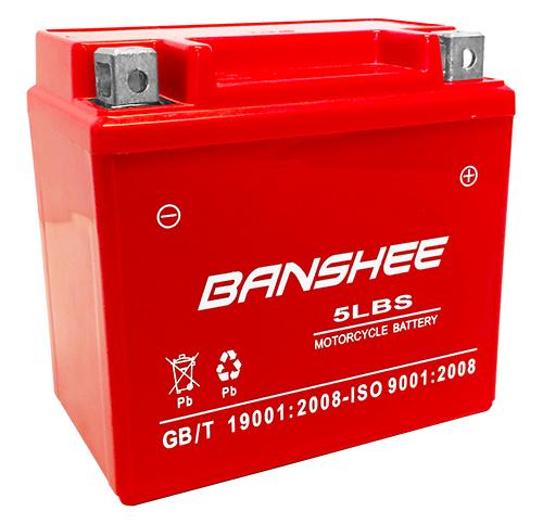 5L-BS Banshee SLA AGM Battery