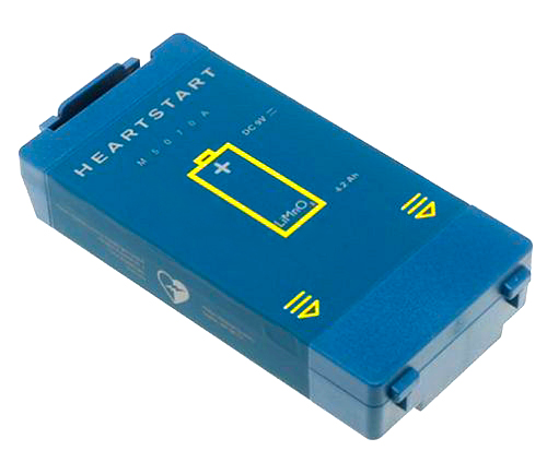 Philips FRx, Onsite, Home AED. Replacement Medical Battery