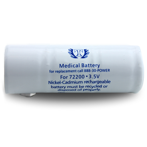 10 Pack Battery fits Welch Allyn 72200 71000 71010 71015 71020 71022 71050