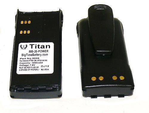 1600mAh HNN9008 HNN9009 Battery for MOTOROLA MTX9250 PRO5150 PRO7150 PRO9150