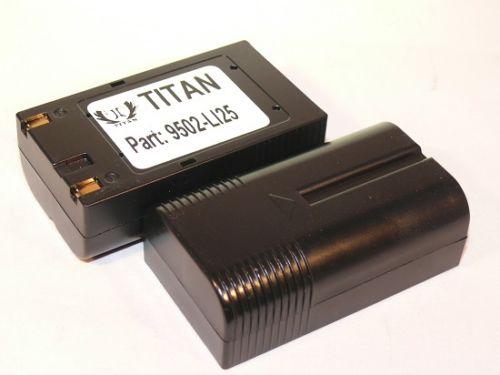 2 Batteries 12009502-2600Li Paxar Monarch 9460SIERRA SPORT/6017 H.P - BY Tank