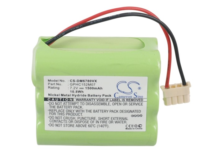 Banshee Replacement for Dirt Devil EVO M678 Battery for Cordless Vacuum