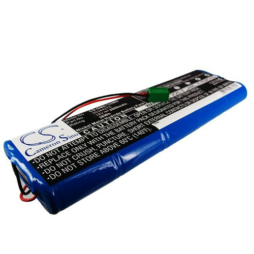 Banshee Replacement Battery for Marquette Electronics 303-442-70 fits Mac 1000, 1100, 1200 NiMH 18V 2000mAh