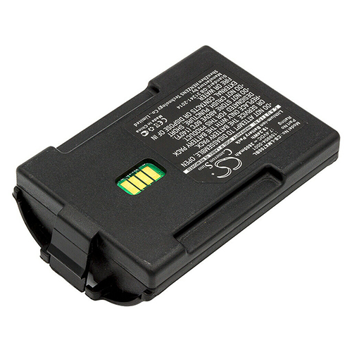 Banshee Replacement Battery For LXE MX7 LXE Scanner 159904-0001 163467-0001