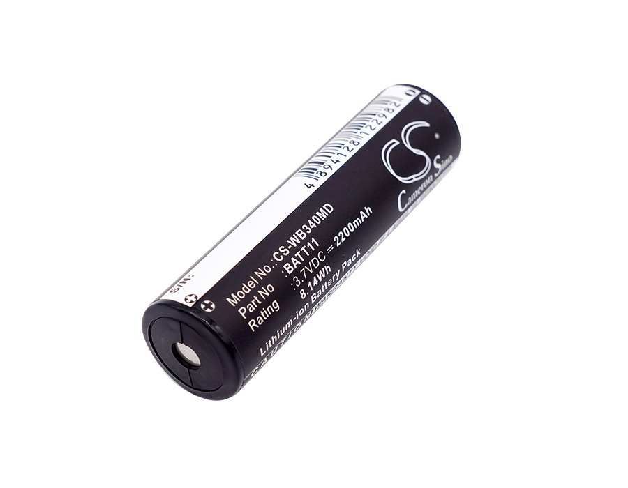 Banshee Replacement Battery For Riester 10691 for Ri-scopereg L Otoscopes Welch-allyn Connex