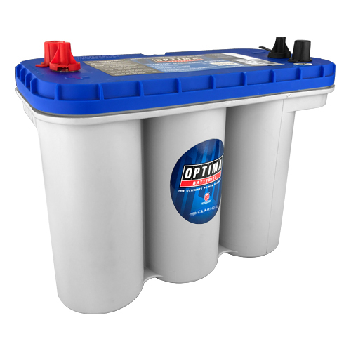 Optima Batteries BlueTop Marine 4-Post Battery Model D31M 9052-161