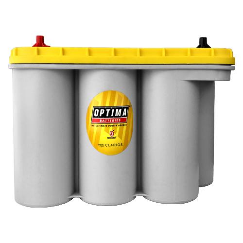 Optima Batteries YellowTop HD Deep-Cycle Battery 12 Volts D31T 8050-160