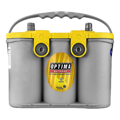 Optima D34/78, 8014-045 Yellow Top Battery fits 2001 Ford F250 Diesel  3