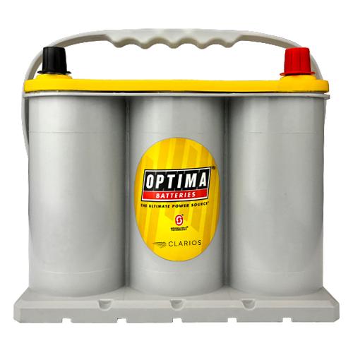 Optima D35, 8040-218 Yellow Top battery 1