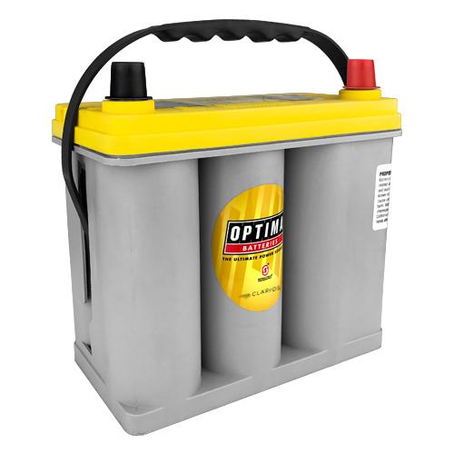 Optima YellowTop Deep-Cycle 12-Volt Batteries 8073-167 D51R