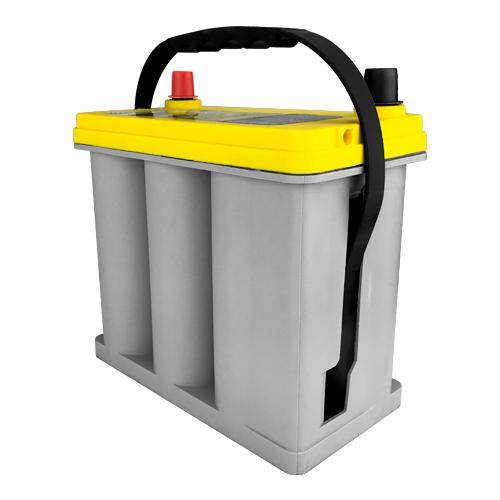 Optima YellowTop Deep-Cycle 12-Volt Batteries 8073-167 D51R 2