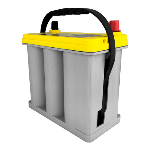 Optima Batteries Group D51, SC51DA, 8071-167 Yellow Top Battery 2