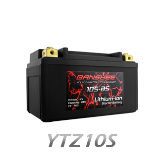 YTZ10S-BS Lithium Battery