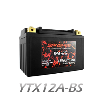 YTX12A-BS Lithium Battery
