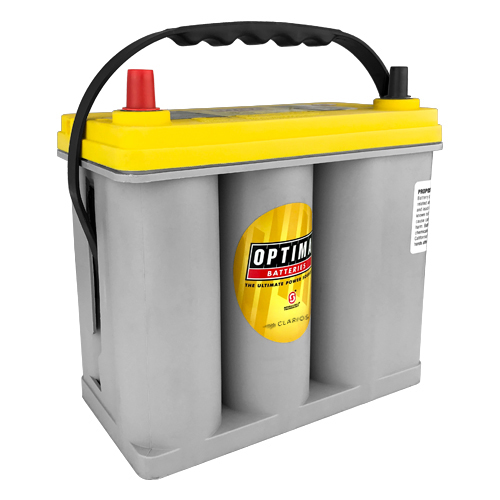 Optima Batteries YELLOWTOP Battery Group DS46B24R 450 CCA Top Post - 8171-767