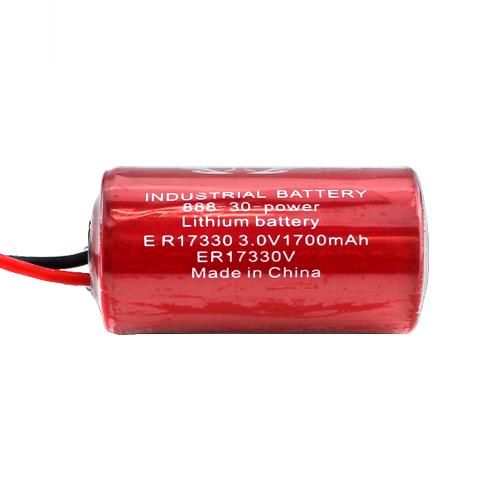 3.6V Lithium Battery ER17330V(TOSHIBA)