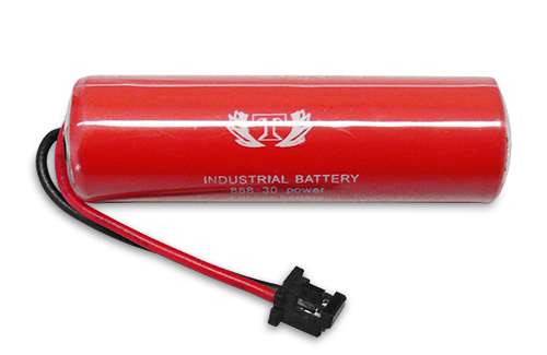 Replacement Lithium Battery for Toshiba ER6VC119B 3.6v Plc With Plug by TANK