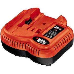Black and Decker Black & Decker FSMVC 9.6-Volt to 18-Volt Slide Style Battery Charger at Sears.com