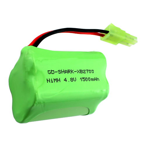 Banshee Battery for Euro Pro Shark Vacuum Carpet and Carpet Sweeper XB2700, V2930, V2700Z, VAC-XB2700, V2700, 1500mAh