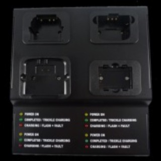 """""""Paxar, Monarch 9460 Sierra Sport Four Station Charger by Tank Brand """""""