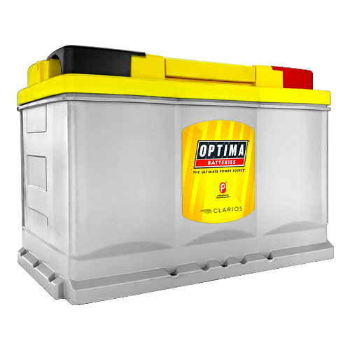 Optima H6 9048-148 800CCA YellowTop Car Battery Replacement for 2015-2017 Ram ProMaster City