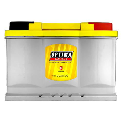 Optima H6 9048-148 800CCA YellowTop Car Battery Replacement for Cadillac