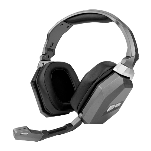 2.4G Wireless Gaming Headset For Xbox One Xbox 360 PS4 PS3 PC-Ships from US