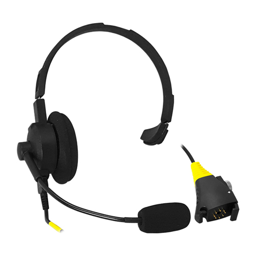 Auto Logon Vocollect SR30-T Speech Recognition Headset