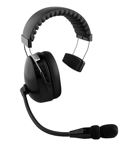 Headset Padded Works with T2, T2X, T5, SR20T, A500 Vocollect-Fresh Express