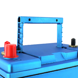 Lithium Deep Cycle Marine Battery Carrying Handle