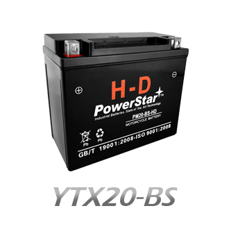 YTX20-BS Battery