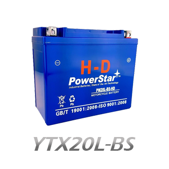 YTX20L-BS Battery