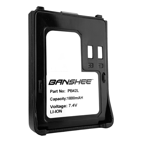 Banshee Replacement Battery for PB42 PB-42L Kenwood TH-F6 TH-F6A TH-F6E TH-F7 TH-F7A TH-F7E TH-FTE