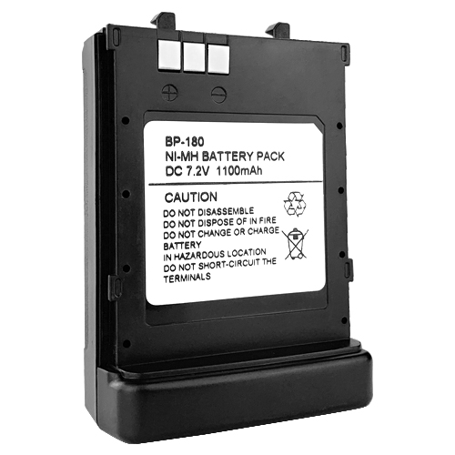 Battery Replaces BP-173 BP-180 for Icom IC-T7, IC-T7A, IC-T7H, IC-T70, IC-T22, IC-T22A