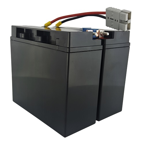 RBC7 UPS Computer Power Backup System Complete Replacement Battery Kit 1