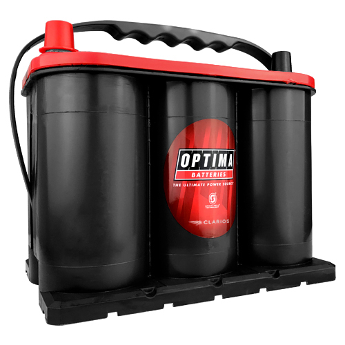 Optima Batteries RedTop 12-Volt Battery Model 9025-160 BCI Group: 25